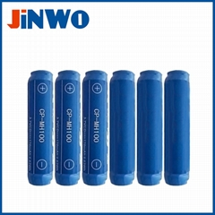3.7V small rechargeable lithium polymer bluetooth headset battery MW600 MH100