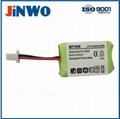 66278 battery 3.7v 120mah Cordless Phones Battery for Plantronics CS70