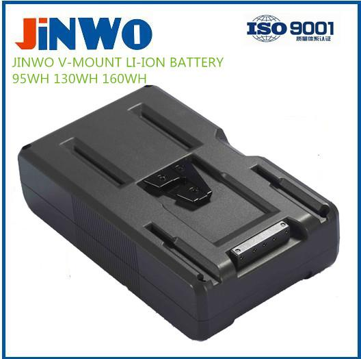 Sony 130WH V-Lock Battery Mount Li-ion Rechargeable Broadcasting Camera Battery