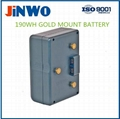 Sony 130WH 150WH Anton Bauer Gold Mount Li-ion Rechargeable Battery Broadcasting