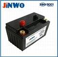 12V A123 LiFePO4 Starter Battery 4S2P 12V 5Ah Motorcycle Li-ion starter Battery