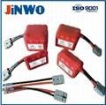 12V A123 LiFePO4 Starter Battery 4S2P 12V 5Ah Motorcycle Li-ion starter Battery