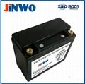 Lithium Motorsports Battery 12V 10Ah