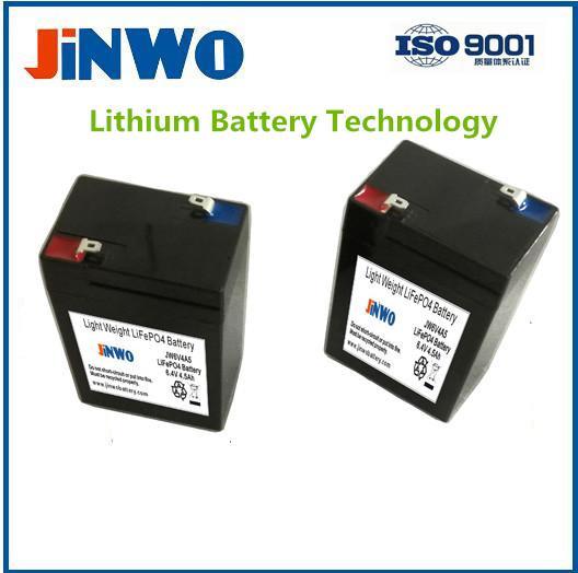Emergency Light 6V 5Ah Emergency Lights Lithium Ion Battery 6V 5Ah