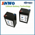 6V 4.5AH UPS Battery Lithium Ion Battery 6V 4.5AH LiFePO4 Battery UPS Battery