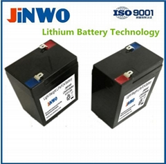 Solar Inverter Lithium Battery 6V 5Ah LiFePO4 Battery Lithium Deep Cycle Battery