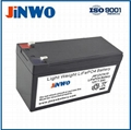 12V Lithium Iron Phosphate Deep Cycle Battery LiFePO4 12V 7Ah  Replace SLA 1