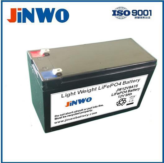 Backpack Electrofisher Lithium LiFePO4 Battery 12V 7Ah 7.5Ah Li-ion Battery