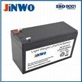 LiFePO4 Battery 12V 7Ah Manufacturer For