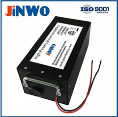 11.1V (12V) 50Ah Lithium Ion Battery for Network Cameras and Wifi Antenna
