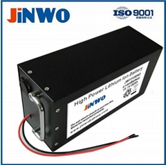12V Lithium Ion Battery 50Ah For