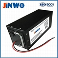 Lithium Ion Battery 12V 50Ah for Bluetooth Wireless Portable PA Speaker System  1