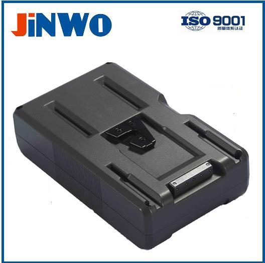 V-lock Broadcast  Video Camera Battery Gold mount,V mount Battery 95WH Li-ion