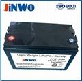 12V 100Ah lifepo4 battery with