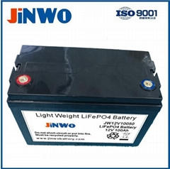 12V 100Ah lifepo4 battery with