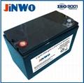 100Ah 12V LiFePO4 Deep Cycle Battery for