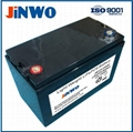 100Ah 12V LiFePO4 Deep Cycle Battery for Solar Street Lighting
