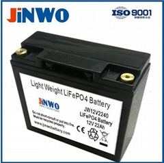 Lithium ion Battery 12V 24Ah with 3C
