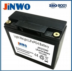 12V 20AH LiFePO4 Battery 3C With 80A BMS Waterproof IP67 36months warranty