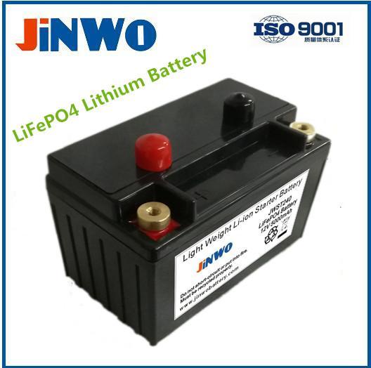 12v 5ah lithium iron phosphate power start motorcycle starter battery 12v 10ah