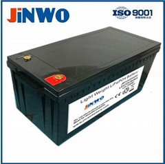 Lithium Ion LiFePO4 Battery 12V 200Ah LiFePO4 12V 200Ah Battery Pack