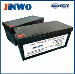12V 200Ah Lithium Battery for Solar Power, RV, Marine LiFePO4 Battery 12V 200Ah