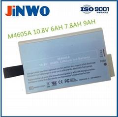 飞利浦原装进口 MP20 MP30 MP50监护仪电池