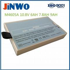 飞利浦监护仪MP20 MP30 MP40 MP50 专用锂电池M4605A 锂电池