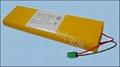 美国通用马葵特心电图机电池
