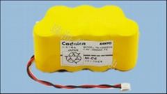 JMS微量注射泵电池