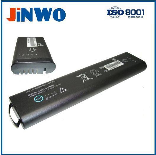 Lithium Battery 11.1V 4400mAh for GE DASH 3000 DASH 4000 DASH 5000 SM201-6