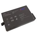 14.4V 6600mAh for Artisan Pms Lasair II 310 Hamilton C2, C3 Philips Respironics