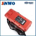 Leica Total Station External Battery Geb371 14.8V for GPS Radio