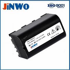 Geb222 Li-ion Battery 7.4V 6000mAh for Leica Piper Series Lasers
