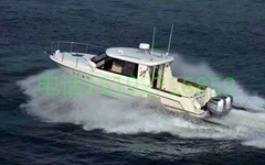 9m fiberglass speed boat