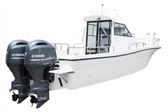 玻璃鋼釣魚艇FFB960漁尚遊艇
