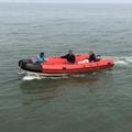 fiberglass boat RIB580
