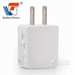 12W系列美规直插式UL电源适配器