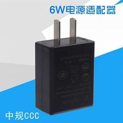 6V1A電源適配器