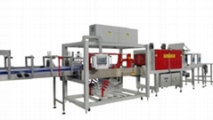 One-piece Film Wrapping Heat Shrink Packaging Machine