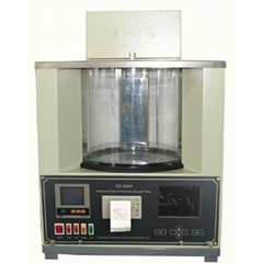 GD-265H ASTM D445 Auto-calculate and Print Dual-Bath Kinematic Viscosity Test Ap