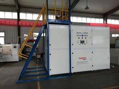 固废微波热裂解窑炉,固体废弃物减量资源化应用新途径