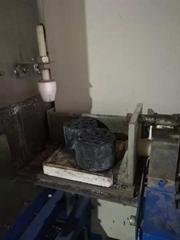 钒钛磁铁矿还原铁粉微波高温窑炉