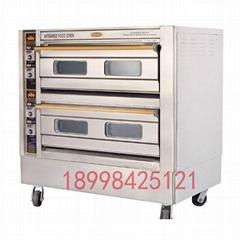 恒联GL-4A电烤箱蛋糕烘炉