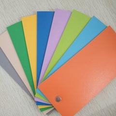 純色抗壓pvc塑膠地板