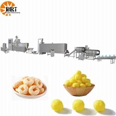 Cheese sticks corn puff snack food machine plant