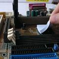現貨供應高導熱硅膠片  LED硅膠絕緣片 硅脂絕緣墊 5