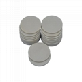 定做高導熱氮化鋁陶瓷片變頻器電源絕緣片  1