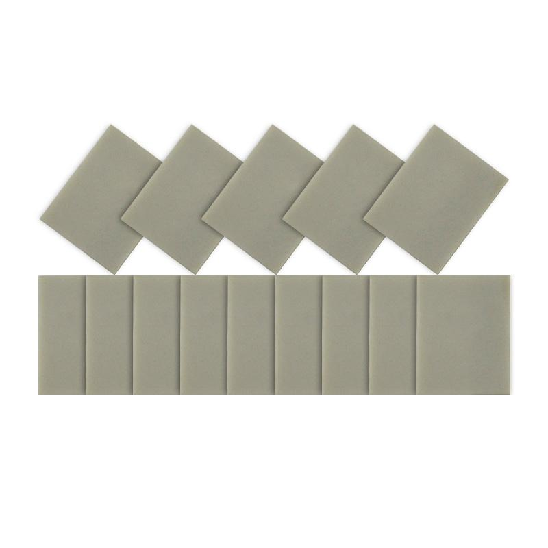 定做高導熱氮化鋁陶瓷片變頻器電源絕緣片  5