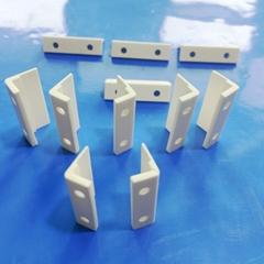 定製95%99%氧化鋁陶瓷 電源變壓器導熱絕緣片